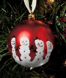Iδέες για εύκολες χριστουγεννιάτικες κατασκευές για τα παιδιά!