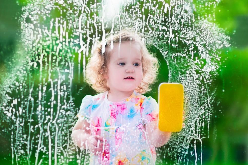 Βάλτε τα παιδιά στο παιχνίδι της καθαριότητας!