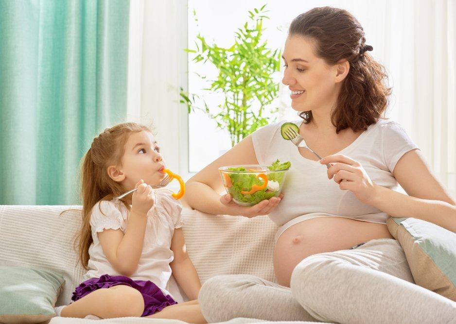 Προτεινόμενο διαιτολόγιο εγκυμοσύνης